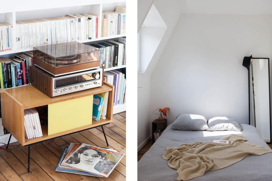 Un mélange entre modernité et style vintage