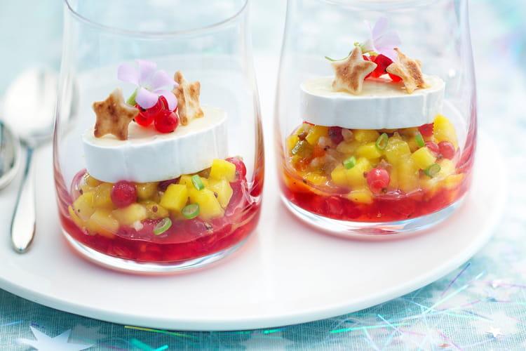 Chutney mangue, fruits rouges En Cas de Caprice