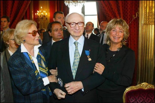 A l'Elysée, en 2002
