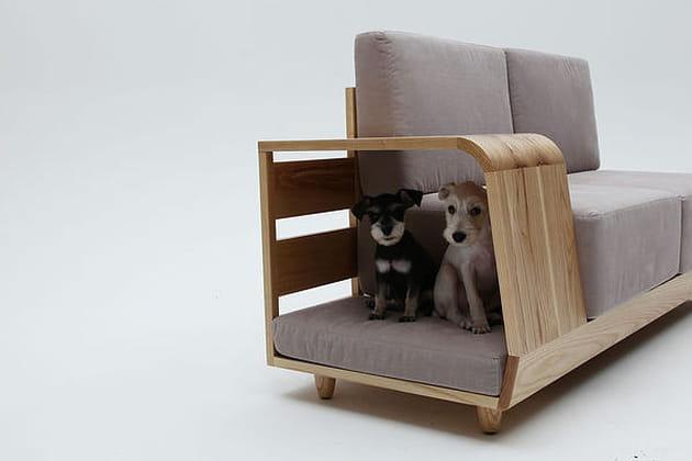 Canapé The dog house sofa par Seungji Mun