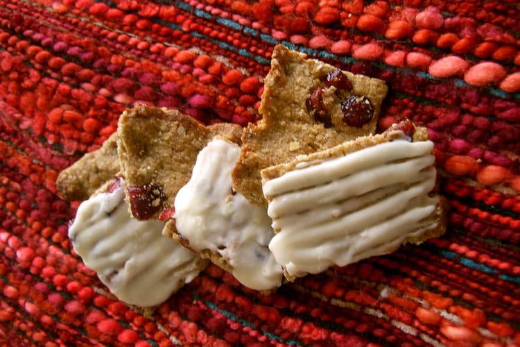 Gâteaux aux flocons d'avoine