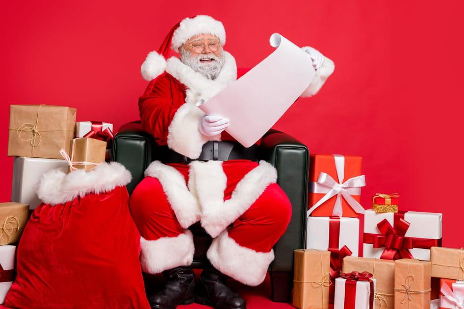 Comment écrire ou téléphoner au Père Noël?