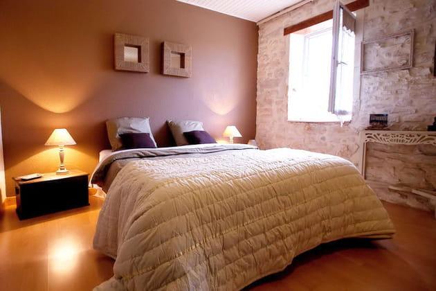 la chambre r ve de sable. Black Bedroom Furniture Sets. Home Design Ideas