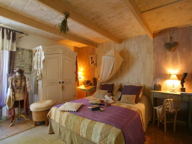 Je veux le même à la maison: une chambre romantique