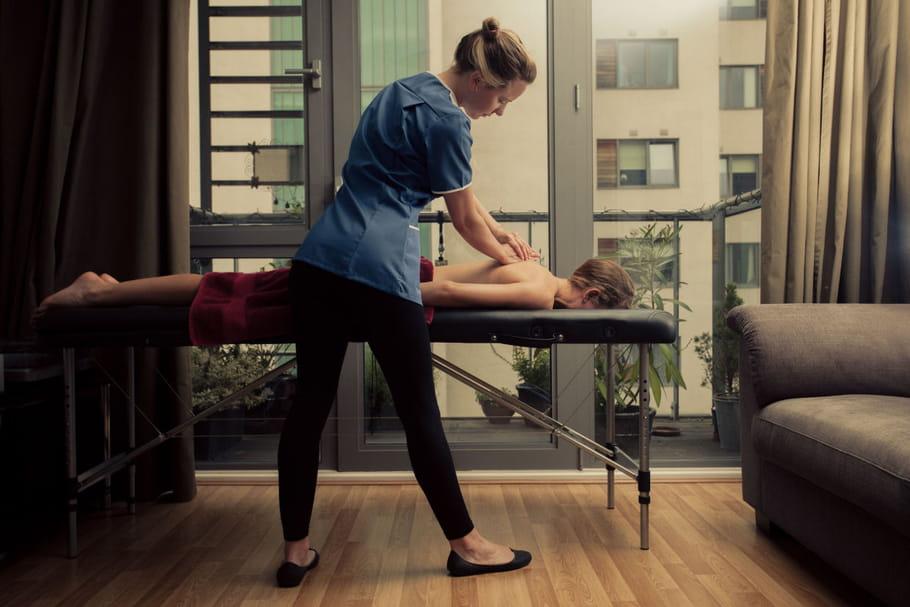 J'ai testé la réservation d'un soin à domicile avec le site Unizen