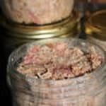 rillettes de porc maison