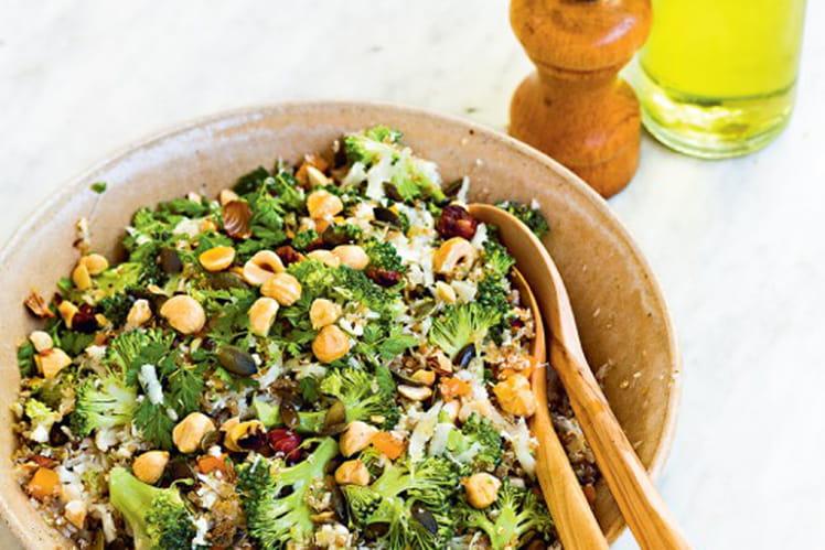 Taboulé chou-fleur & quinoa