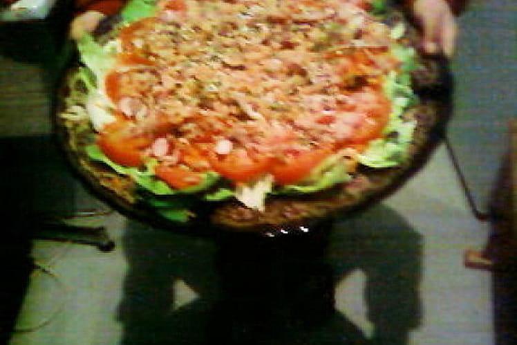 Salade légèreté