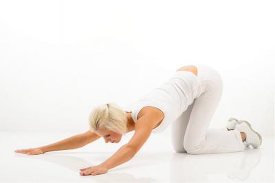 Le pure stretching pour atteindre la zénitude