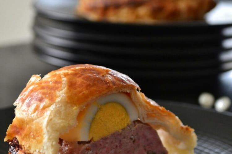 Pâté de Pâques Berrichon au porc et au veau