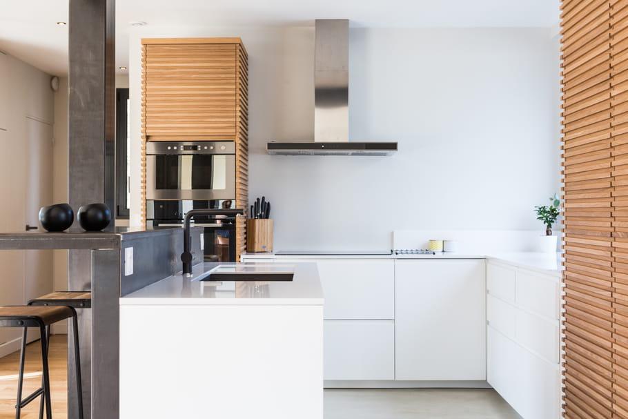 Triangle d'activité: le secret d'une cuisine fonctionnelle
