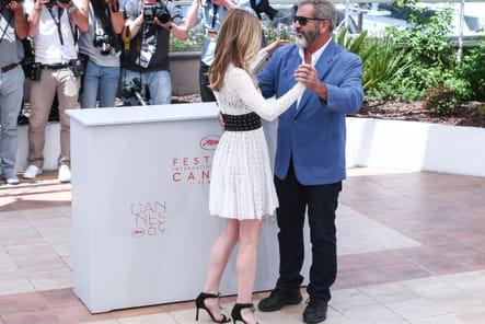 Mel Gibson envoie valser Erin Moriarty