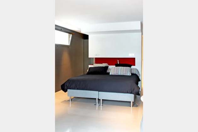 Un mur pour tête de lit