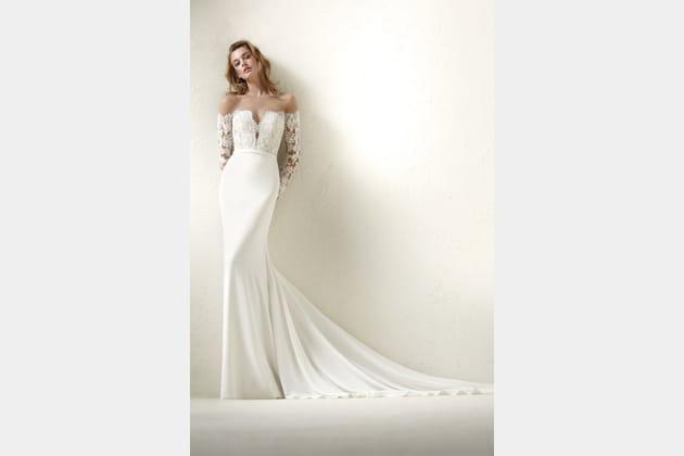 Robe de mariée Dracma de Pronovias