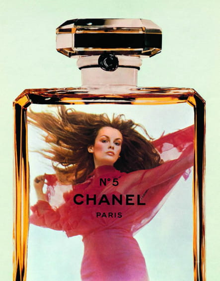 La campagne Chanel N°5de 1971