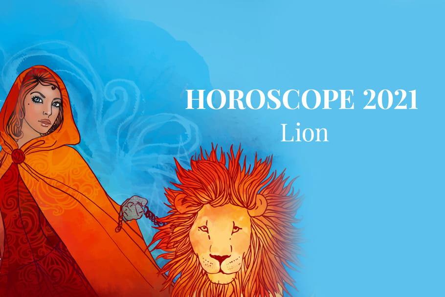 Horoscope Lion 2021: vos prévisions astro de l'année