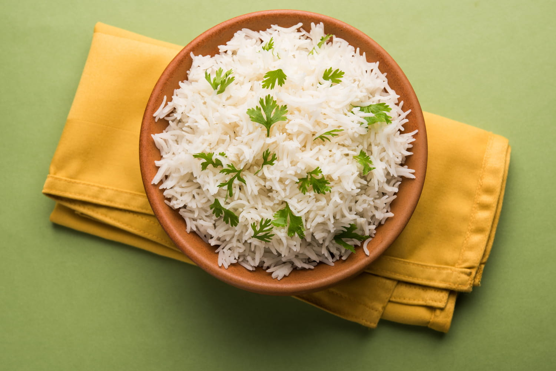 Comment réchauffer du riz sans l'assécher?