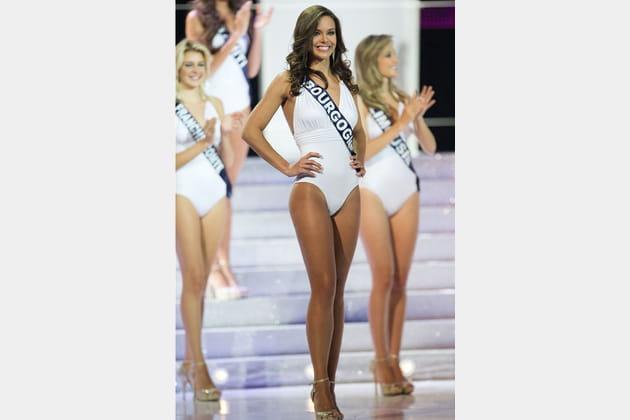 Miss France 2013, de la tête aux pieds