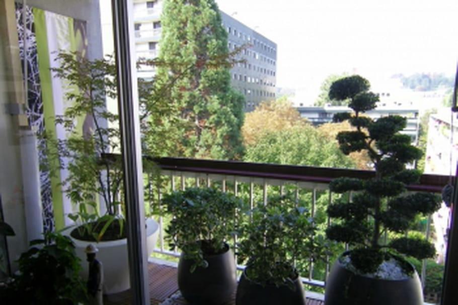 Comment aménager un petit balcon ?