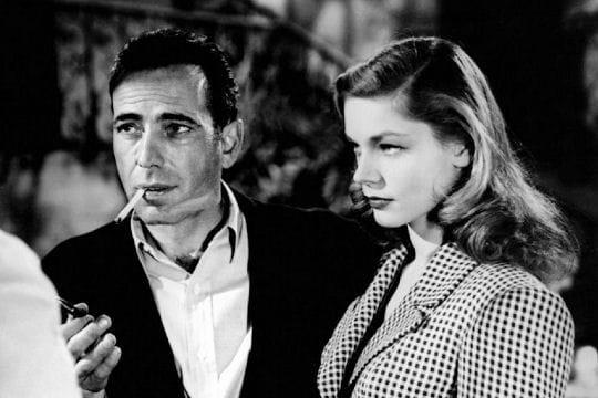 Lauren Bacall - Humphrey Bogart