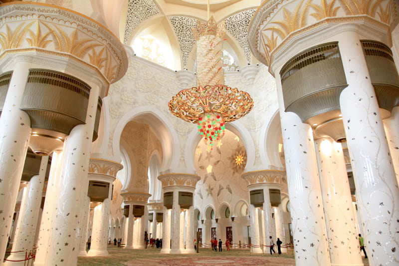Duba 239 Abu Dhabi Le Nouveau R 234 Ve Arabe