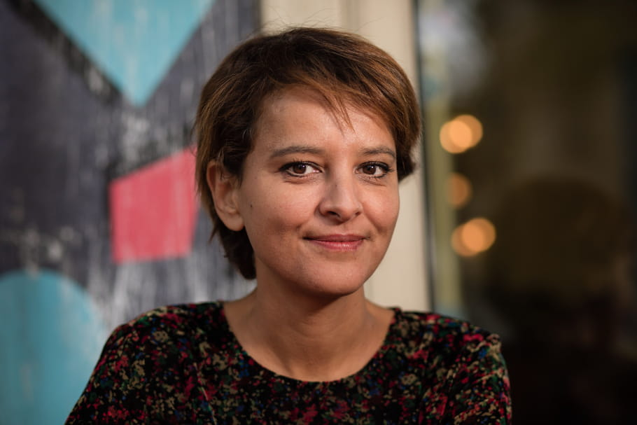 Najat Vallaud-Belkacem, contaminée à la Covid-19, suspend sa campagne