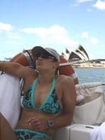 stage en australie, 2007