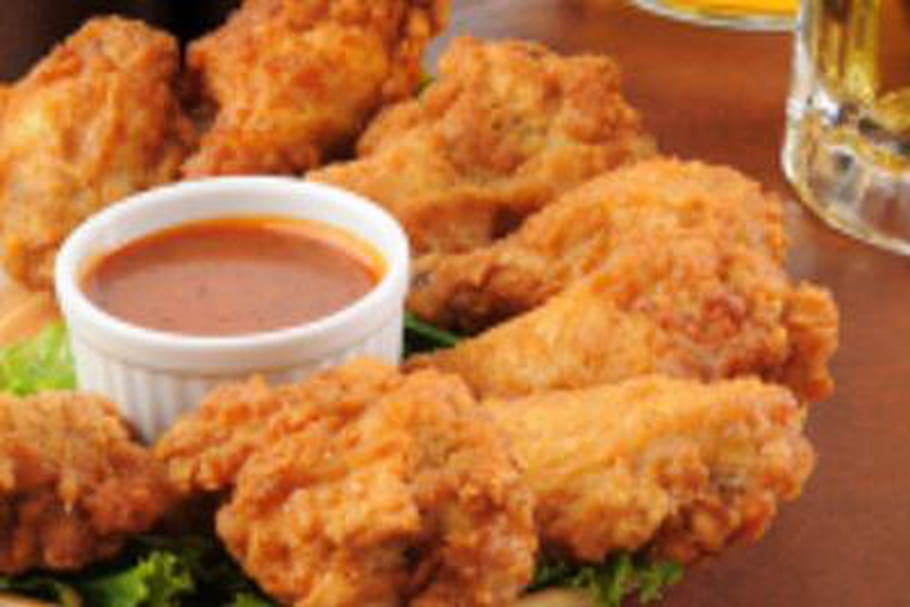 Super bowl  2013: orgie d'ailes de poulet aux USA