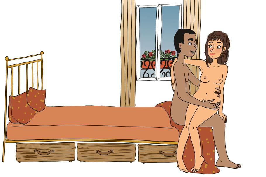 L'amazone: mode d'emploi d'une position sexuelle pas si classique