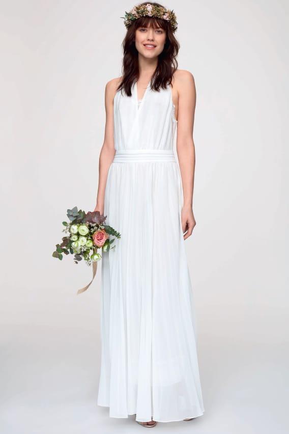 Robe De Mariée Romantique De Kiabi