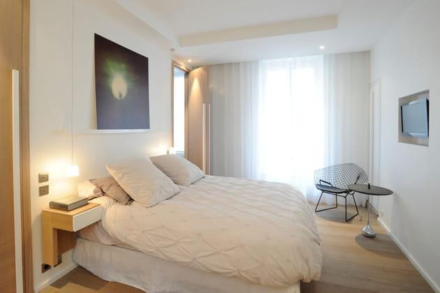 Chambre tout en simplicité