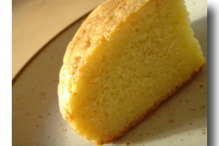 Cake au citron ultra simple