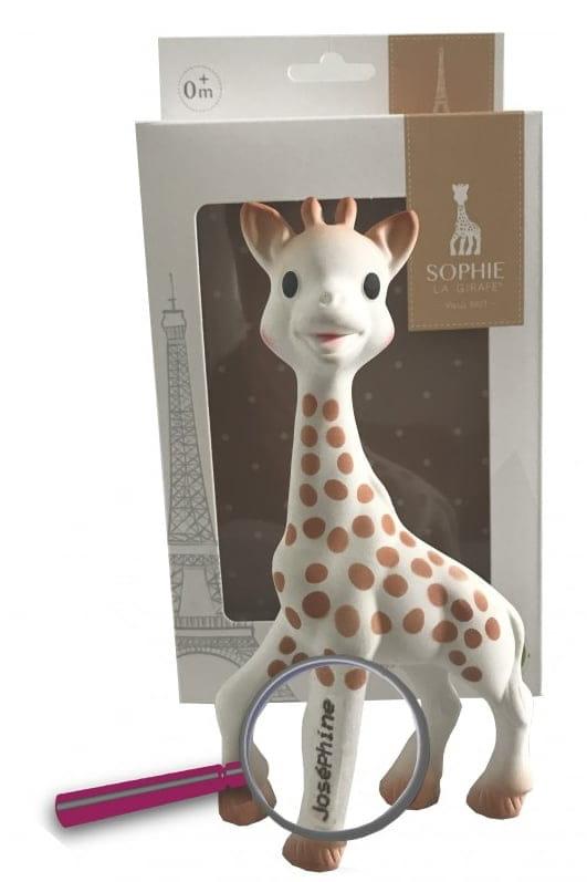 Prénom Le Bébé Sophie Avec De GirafePersonnalisée La K1Jcu3Tl5F