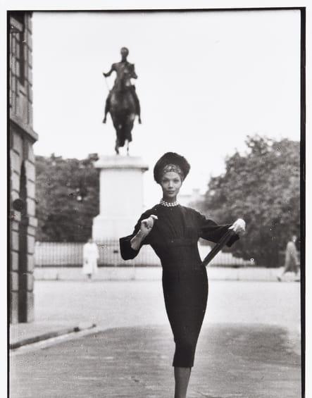 Mode pour Vogue, 1958