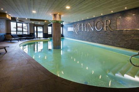 Les piscines du Koh-I Nor