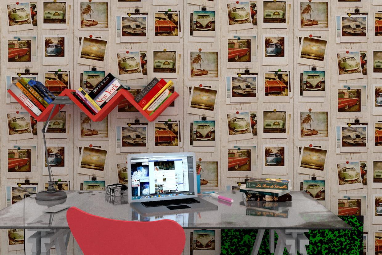 Papier Peint Chambre Fille Ado papier peint pour ado : collez à la tendance