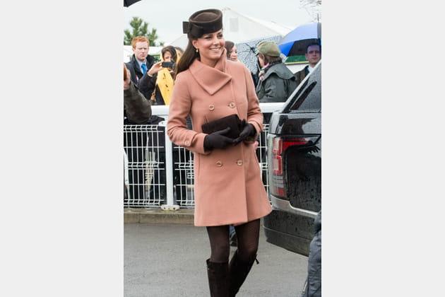 Kate Middleton le 15mars 2013