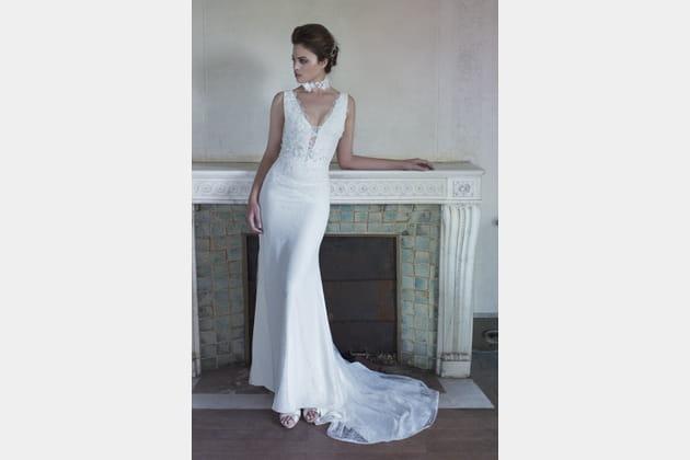 Robe de mariée Cyan, Cymbeline