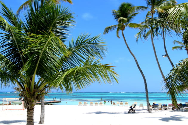 L'incroyable cadre de Playa Blanca