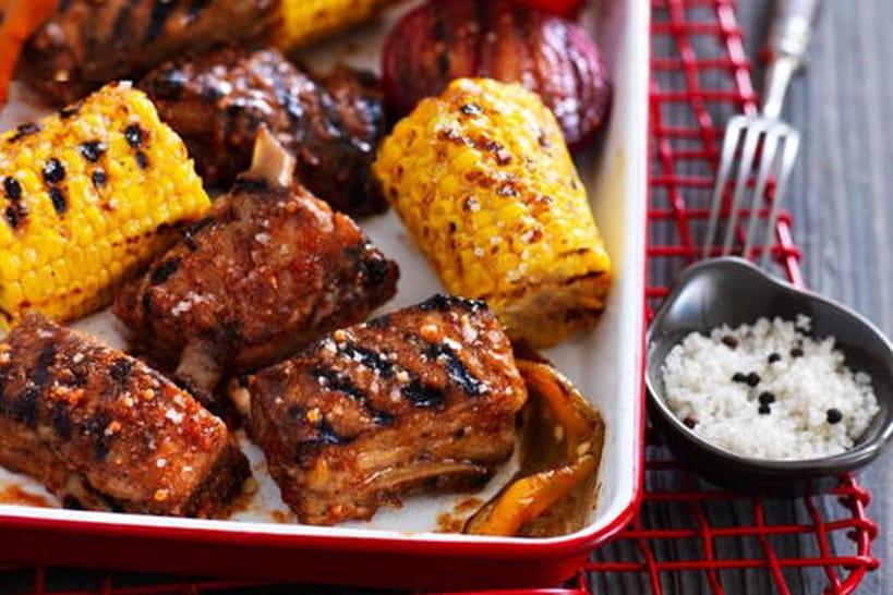 Recettes de grillades et barbecue