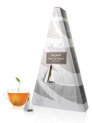 calendrier de l'avent de tea forté