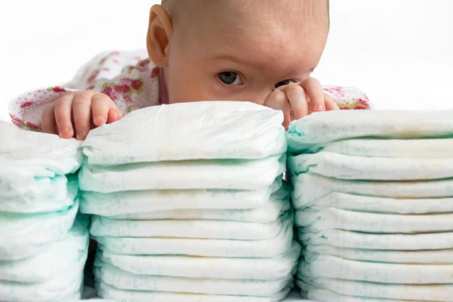 Reportage en Italie, dans l'unique usine de recyclage des couches bébé