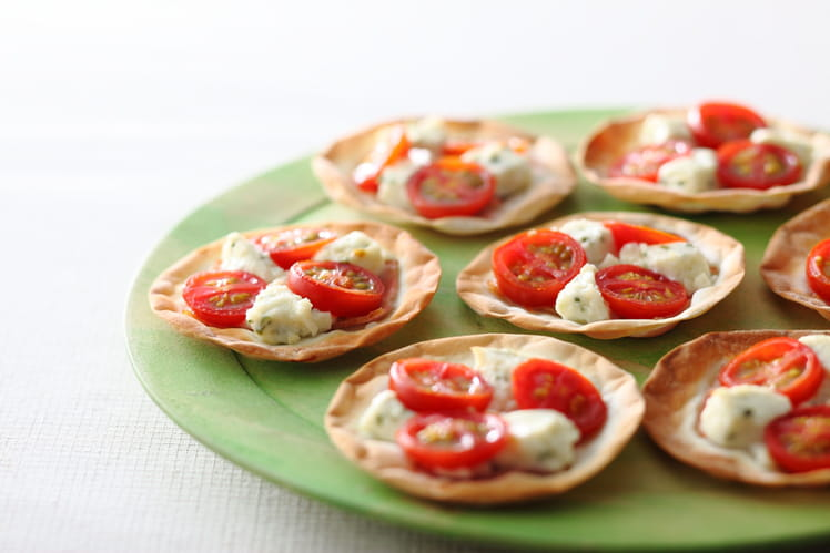 Mini Pizzas Margherita Kiri ®