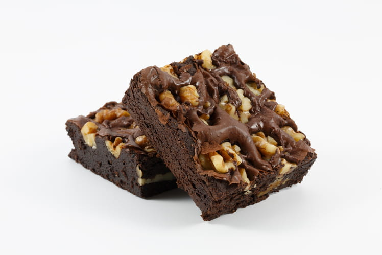 Brownies aux noix inratable