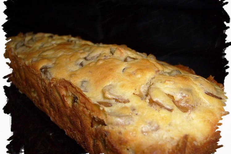 Cake surimi-champignons