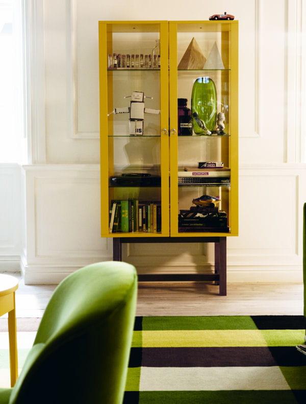 vitrine stockholm d 39 ikea. Black Bedroom Furniture Sets. Home Design Ideas