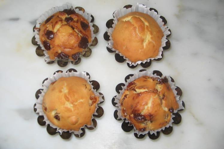 recette de muffins l 39 orange la recette facile. Black Bedroom Furniture Sets. Home Design Ideas