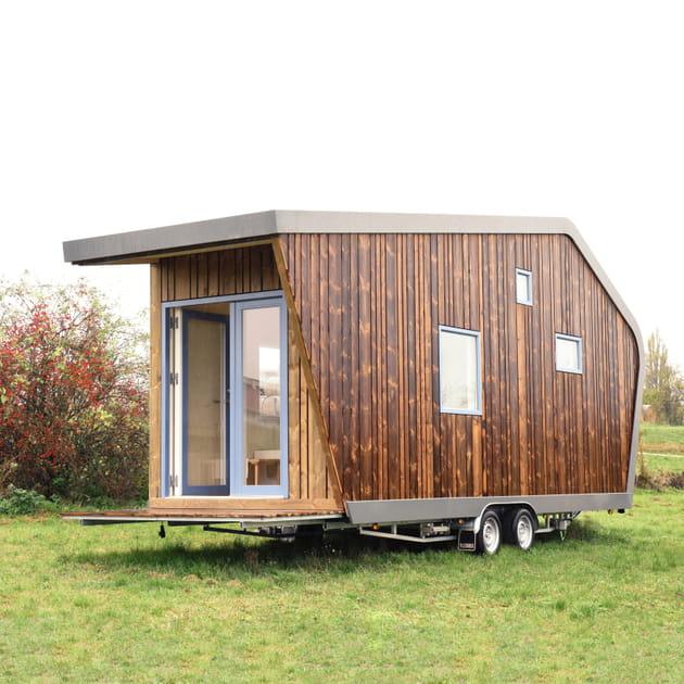 Découvrez l'intérieur d'une tiny house super cosy