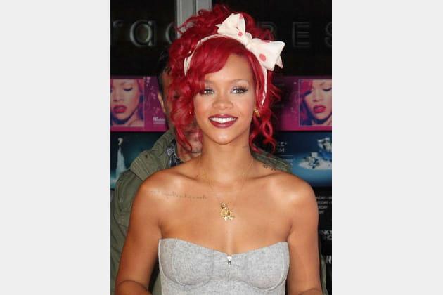 Rihanna, chanteuse