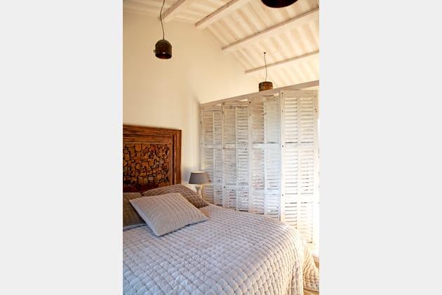 Une chambre plus intime for Une chambre en plus